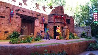 Download UP! A Great Bird Adventure Soft Opening Full Show at Disney's Animal Kingdom Video