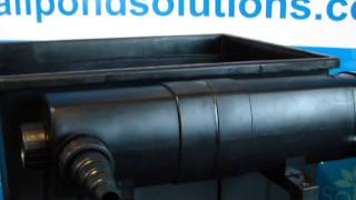 Download Bio Box Koi Pond Filter System (CBF-350) - All Pond Solutions Video