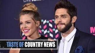 "Download Thomas Rhett: ""Star of the Show"" First Written About Wife Lauren Video"