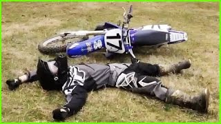 Download FUNNY DIRT BIKE CRASHES & FAILS 2017 Video