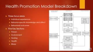 Download Nola Pender Health Promotion Model Video