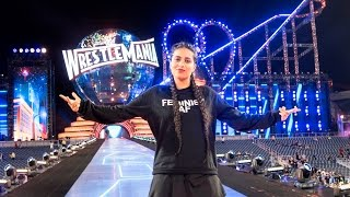 Download The Time I Sat Front Row at WrestleMania (Day 814) Video