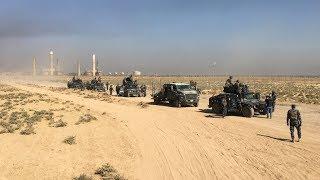 Download US-trained Kurds & US-trained Iraqis clash in Kirkuk Video