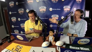 Download Dunc and Holder on Sports 1280 in New Orleans. February 19, 2018 Video