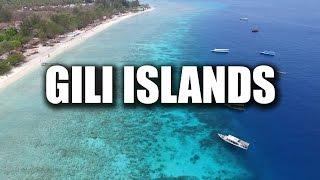 Download Best of Gilis - Gili Trawangan, Gili Meno, Gili Air Video