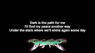 Download DragonForce - Symphony Of The Night | Lyrics on screen | Full HD Video