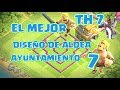 Download !!AYUNTAMIENTO NIVEL 7 !!EL MEJOR DISEÑO DE ALDEA(TH7) Clash of Clans. Video