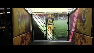 Download Sun Devil Football Unveils New Tillman Tunnel Video