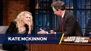 Download Kate McKinnon Reenacts Jeff Sessions' Senate Testimony Video
