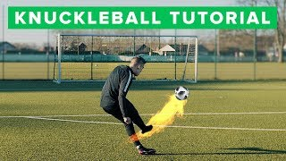 Download How to shoot a knuckleball | Learn CR7 free kick Video