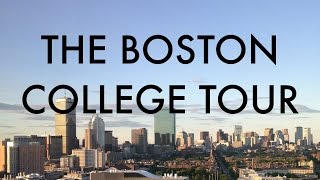 Download The Boston College Tour: 9 universities in 9 minutes Video