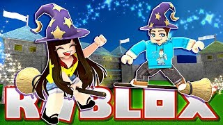 Download Turning Into Wizards and Building Our Own Castle! (Roblox) Video
