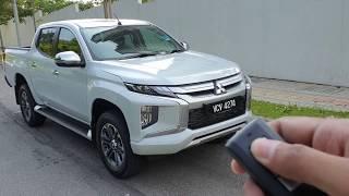 Download CAR ASMR | Mitsubishi Triton | Sights & Sounds Video