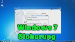 Download Backup / Sicherung mit Windows 7 Bordmitteln Video