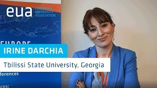 Download Higher Education Reform Expert (HERE) Network: Irine Darchia – Tbilisi State University, Georgia Video
