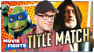 Download Greatest All Ages Film?! MOVIE FIGHTS CHAMPIONSHIP! Video