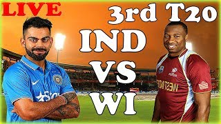 Download Live: India Vs West Indies 3rd Final T20, | Live Score And Commentary | Live Ind vs Win 3rd T20 2019 Video