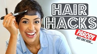Download WORLD'S BEST HAIR HACKS! Video