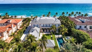 Download Stunning New Oceanfront Estate - Lifestyle Production Group Video
