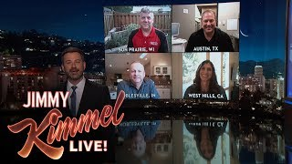 Download Jimmy Kimmel Talks to Perfectly Named People Video