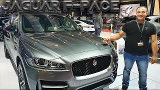 Download Jaguar F - PACE جاكوار Video