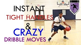 Download Get Tighter Faster Handles - Dribbling Drill With Crazy Crossover Combos Video
