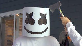 Download What's inside Marshmello Helmet? Video