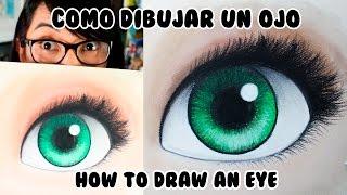 Como Dibujar Ojos Fáciles A Lápiz Emojis Whatsapp How To Draw