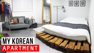 Download Tour of My Korean Apartment ♦ One-Month Housing in Seoul Video