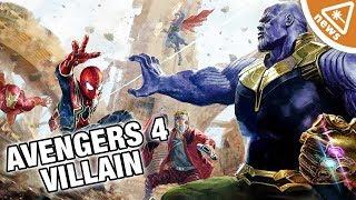 Download Did The Thanos Origin Novel Reveal the Avengers 4 Villains? (Nerdist News w/ Amy Vorpahl) Video