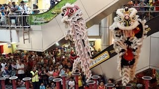 Download NOT TO MISS 2014 DOUBLE LION PERFORMANCE - Plaza Metro Kajang Video