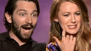 Download Blake Lively & Michiel Huisman Guess Celebs Photoshopped +40 Years Video