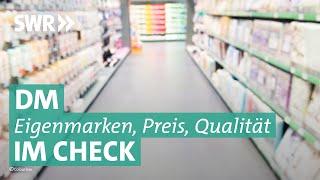 Download Marktcheck checkt dm: Große Marken, kleine Preise? Video