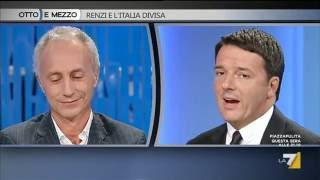 Download Marco Travaglio - Matteo Renzi / Otto e mezzo 22 settembre 2016 Video