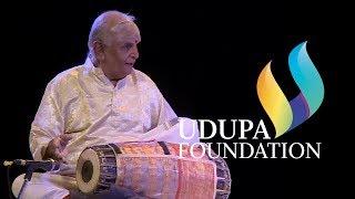 Download Udupa Music Festival - Amazing Mridangam Solo by Legendary Umayalpuram K Sivaraman Video