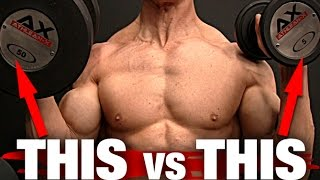 Download Heavy Weights vs Light Weights | Build Muscle (THE WINNER IS...) Video