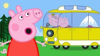 Download Peppa Pig Official Channel | Peppa Pig's Camper Van! Camping Holiday Special! Video