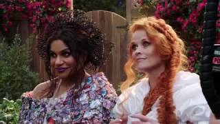 Download Go Behind The Scenes on A WRINKLE IN TIME - Movie B-Roll, Bloopers & Clips Video