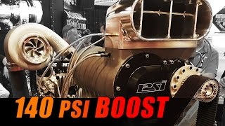 Download 140psi BOOST 3500hp Billet Duramax | Wagler Competition Video