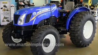 Download New Holland Workmaster 50 Tractor Video