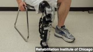 Download Researchers Walk Out First Mind-Controlled Prosthetic Leg Video