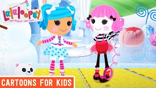 Download Lalaloopsy - Charlotte's Invisible Pet | Lalaloopsy Webisode Compilation | Cartoons for Kids Video