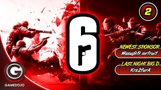 Download TOM CLANCY'S RAINBOW SIX SIEGE 🔴 Multiplayer Gameplay with Sponsors | PC Video