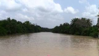 Download Up the Ankobra River - Ghana: West Africa Video