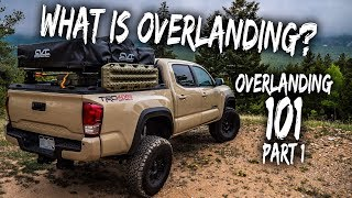 Download What IS Overlanding? - Overlanding 101 - Part 1 (Intro, Tacoma stuff) Video