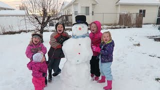 Download Wanna Build a Snowman? Video