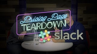 Download Why Slack is so Successful | Pricing Page Teardown Video