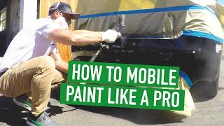 Download How To Do Professional Mobile Paint Repair Video