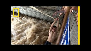 Download China's Extreme Flooding: See Dramatic Scenes of Rescue and Ruin | National Geographic Video