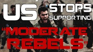"Download US ends its support of ""Moderate Rebels"" what now? #NoBSnews Video"